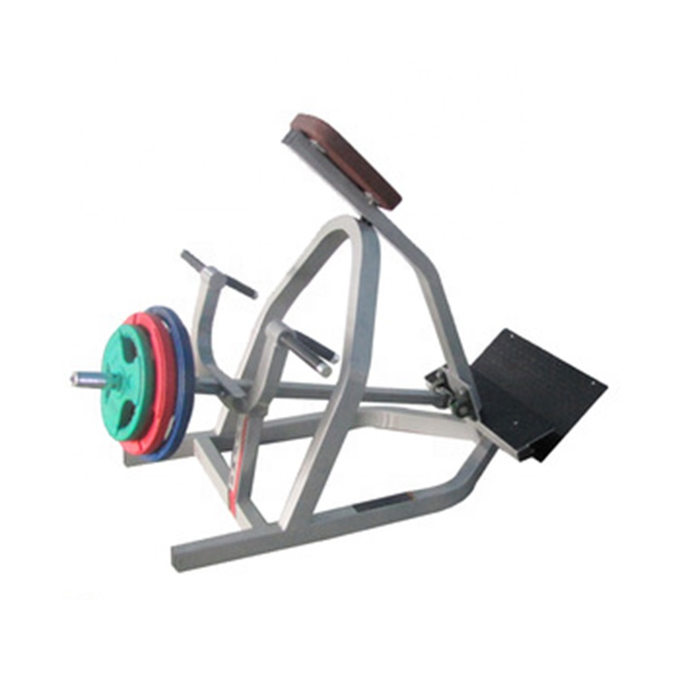equipamento de fitness com deficiência Incline lever row