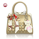 AH18 Wholesale beatiful silicone rubber small size candy color ladies Jelly handbag/ Jelly bag