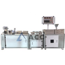 Laboratorium Model 3D Filament Making <span class=keywords><strong>Machine</strong></span>/ABS PLA Printing Filament Extruderen <span class=keywords><strong>Machine</strong></span>