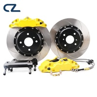 Buy auto parts 330mm brake disc 4 piston modified brake caliper 5200 caliper tool