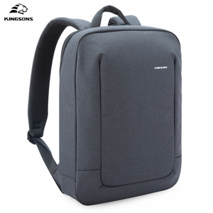 Kingsons Business Travel Waterproof Anti-theft 14 Inches Laptop Backpack Bag