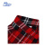 Girl's Plaid Suspender Skirt School Uniform