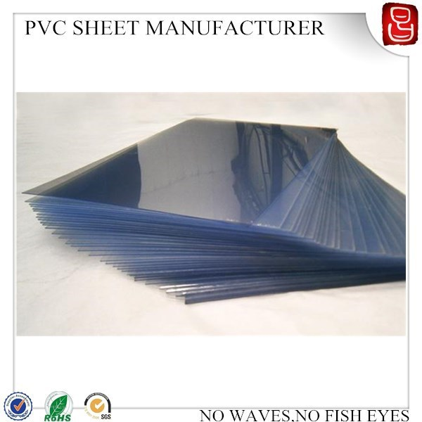 Plastic Sheet A4 Size 0.35mm Thick Pvc Rigid Sheet For Id Cards ...