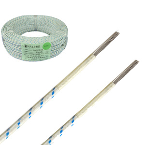 450 C High Temp. Heating Element Equipment Braided Shield Wire