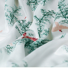 100% silk crepe de chine 114cm/140cm width plain dyed Chinese fabric supplier