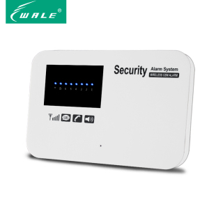 2018 Hot Sales Wireless Telephone Dialer WIFI+GSM Safety Intruder Alarm System in Spanish/Vietnam/Italy