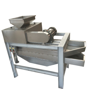 peanut crushing and grading equipment