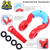 Hot Sale Snap Shackle US Type Drop Forged 3.25 tons Bow Omega Shackle Buckle