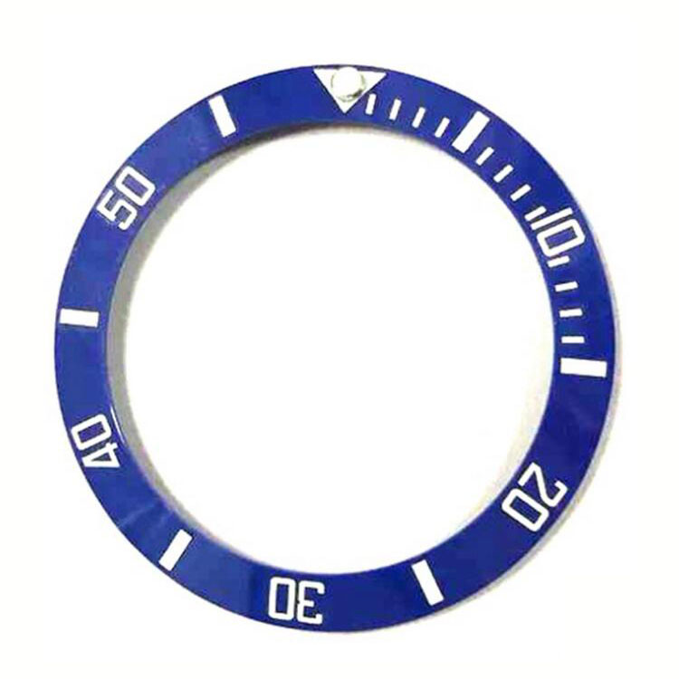 Custom Made Watch <strong>Case</strong> Parts Watch Bezel Insert For Watches