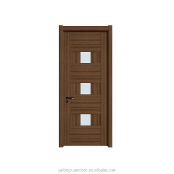 new concept 22a47 fb6c7 Indoor Wood Frosted Glass Bathroom Interior Doors Pvc Doors - Buy Wood  Framed Glass Doors,Frosted Glass Bathroom Door,Pvc Doors Product on  Alibaba.com