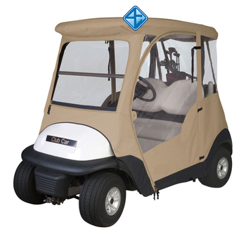 Professional factory supply new arrival golf cart cover enclosure
