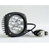 hot sale vehicle part 5000 lumen 48W 50W 51W 60W led work light 12V 24V led work lamp for jeep truck offroad,auto parts,atvs