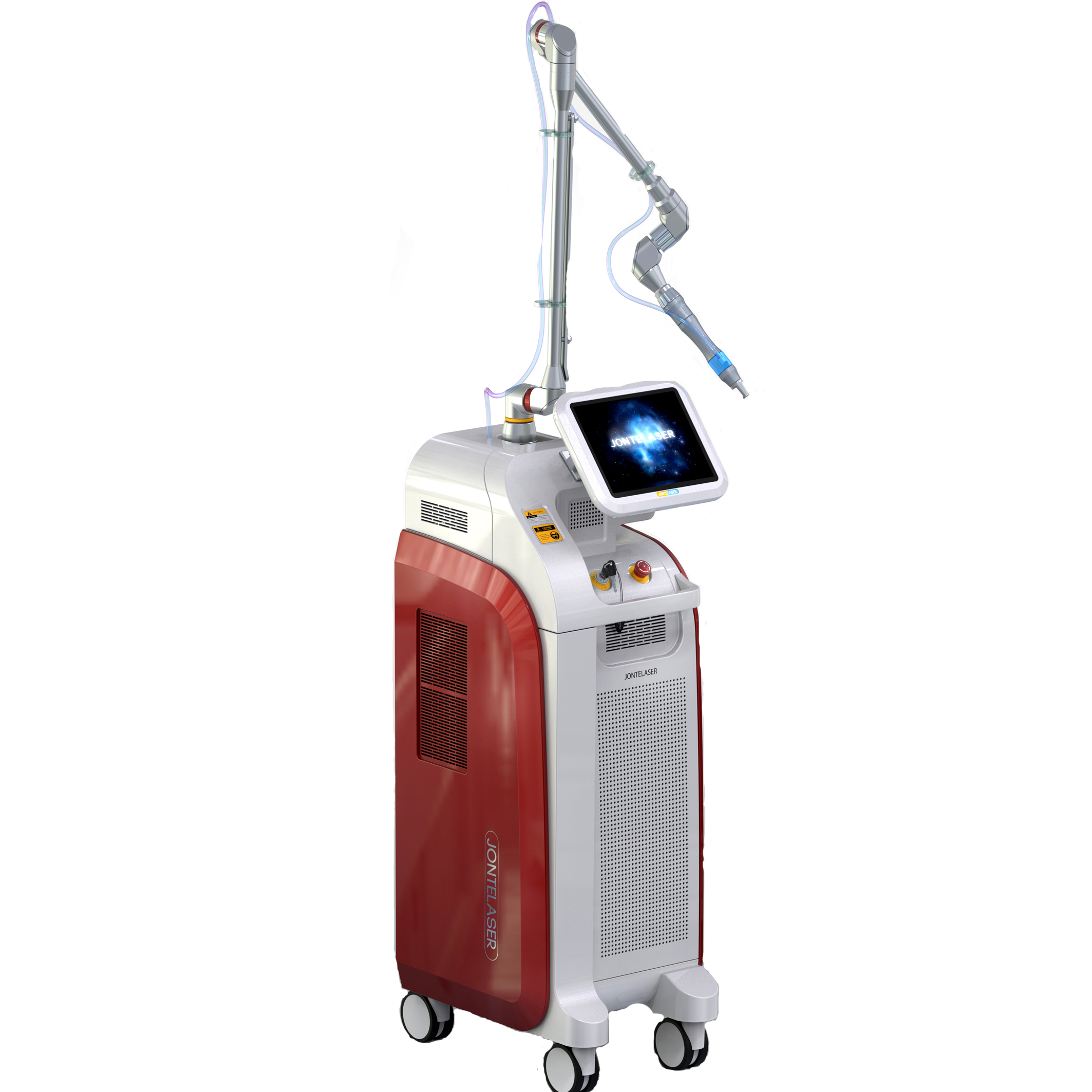 Grote power 50 W chirurgie snijden Fractionele co2 laser machine