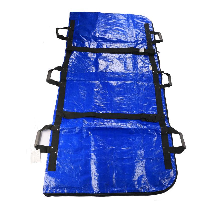 Горячая продажа герметичные PEVA моргуары Больница Одноразовая сумка для тела