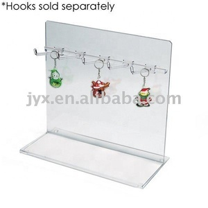 Hot sale Promotional Gift Pendant hook display Rack acrylic