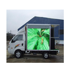 P6 HD Digital Billboard Truck Car Taxi Roof Signs Folding Mounted LED Bus Destination Display for advertising