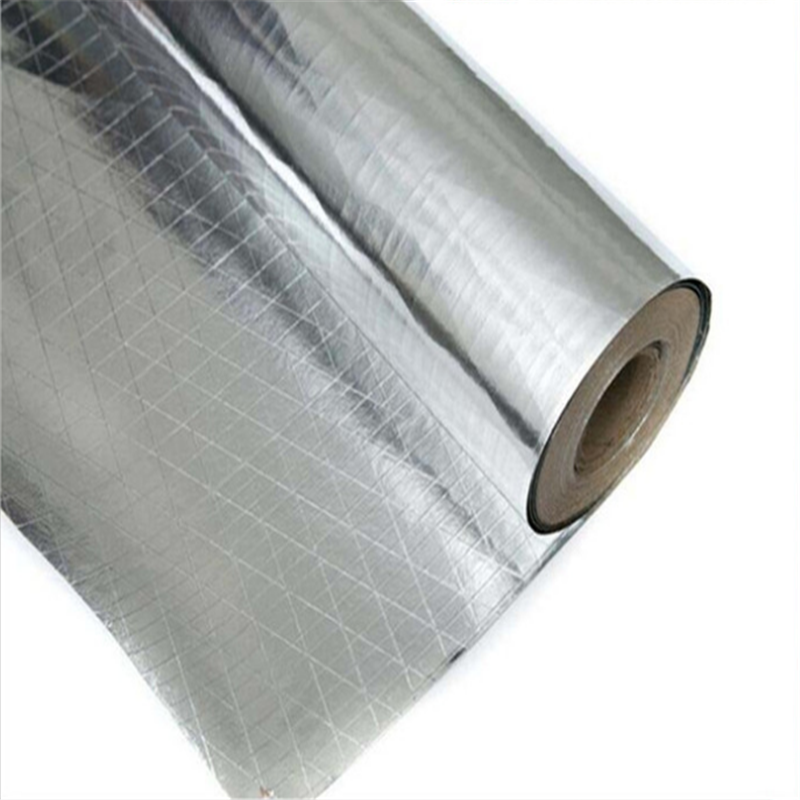 Specializing in the production of aluminized aluminum foil fabrics