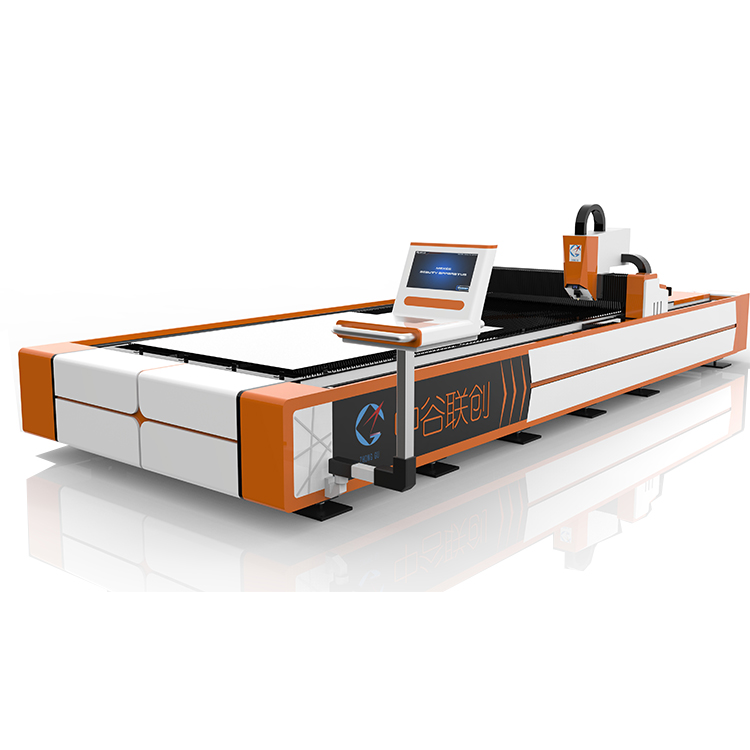 Cnc לייזר CuttingMachine לחיתוך נירוסטה פחמן פלדה