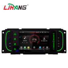 China Fabriek Android 9.1 systeem <span class=keywords><strong>2</strong></span> + 16G touch screen auto dvd-speler voor Chrysler Concorde 2002-2004