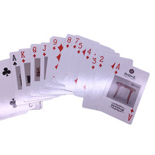 P0036 세례 공짜) 저 (Low) 가격 성인 Playing Card Supplier From China