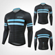 China Bulk Apparel New Design With High Quality Men's Cycling Clothes Cycling Jersey Long Sleeve custom