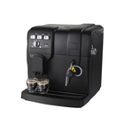 Black/Sliver color Fully Automatic Coffee Machine coffee maker for sales