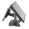 Hot selling 17/12 inch double touch screen capacitive screen Touch machine/pos all in one windows restaurant pos system