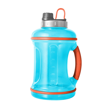 Amazon hot sale customized color 3.2L big capacity personalized sports water bottle