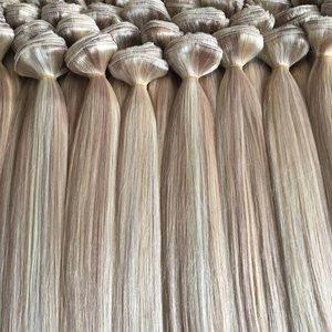 Wholesale Straight Brazilian Hair Weft Natural Color Remy virgin Hair 100 Human Hair Extension