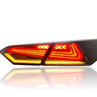 VLAND wholesales new design Sequential 2019 Altis tail lamp full led tail light 2018 2019 For Toyota Camry