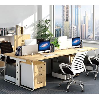 Modern Yang Terbuka Workstation Kantor Untuk 4 Orang Buy Kantor Workstation Untuk 4 Orang Terbuka Kantor Workstation Modern Workstation Product On Alibaba Com