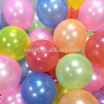 Partij Ballon, 95 Pcs Een Bag Diverse Kleur Latex Party Decoraties Ballon