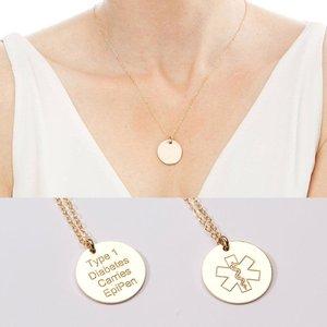 China medical alert necklace wholesale 🇨🇳 - Alibaba