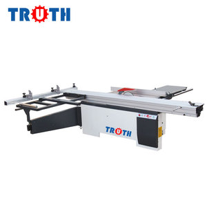 High speed electric lifting tilting table saw parts CE