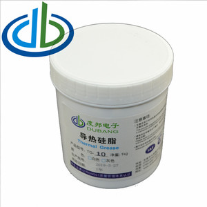 China manufacturer shenzhen supplier cpu silicone thermal grease
