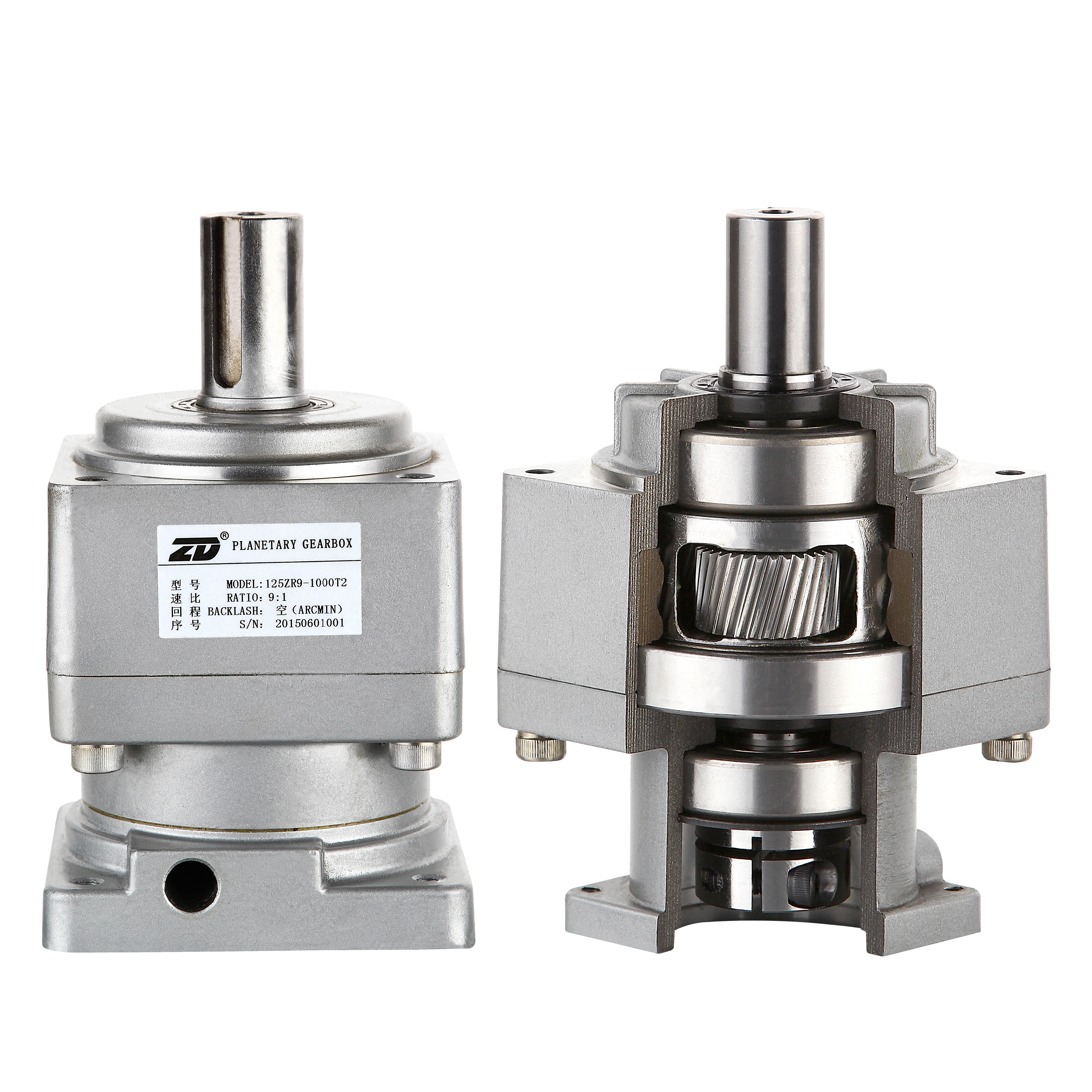 High Torque Shimpo Helical Planetary Gear Speed Reducer Reduction Gearbox For Servo Motor