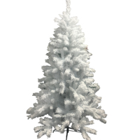China Custom Pvc White Snowing Christmas Tree