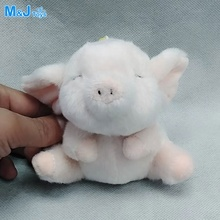 Portachiavi di <span class=keywords><strong>peluche</strong></span> super cute little pig portachiavi decorazioni regali