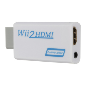 Wii to HDMI Converter Output Video Audio Adapter Supports All WII Display Modes