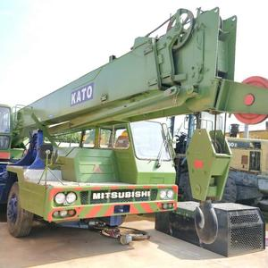 Used Japanese Kato 25 ton Truck Crane Kato NK-250E in Good Working Condition