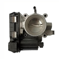 High Quality Aluminum Automotive Engine System Parts Cars Auto Engine Throttle Body