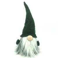 Swedish Irish Tomte Elf Norway Nisse Christmas Ornaments Gifts Holiday Xmas Decorations Plush Figurines Gnome for Spring