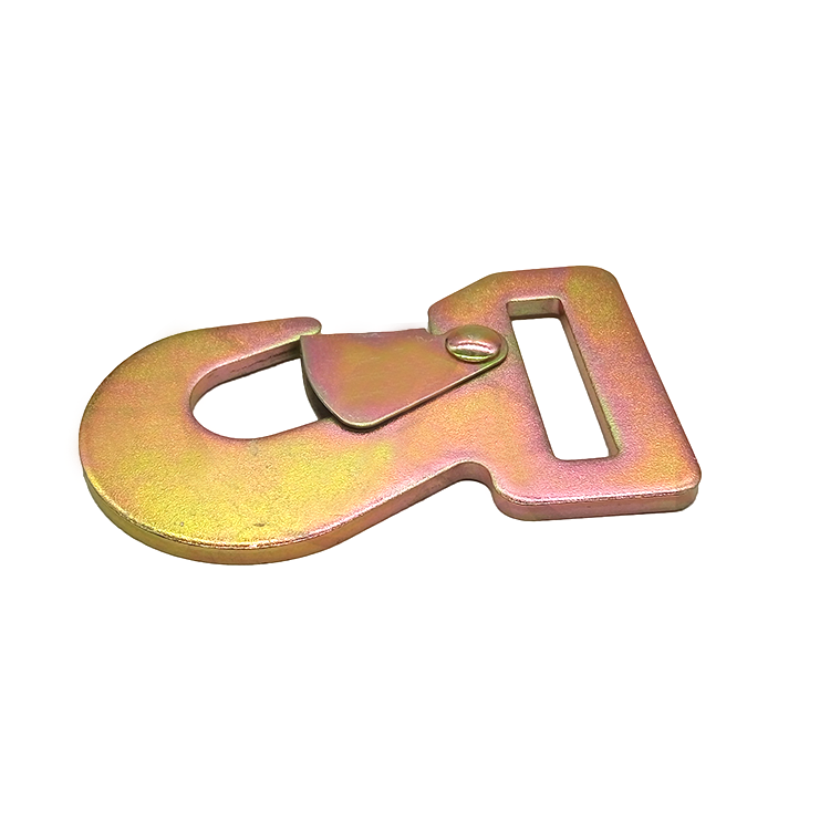 Metal steel zinc plated twisted snap <strong>hook</strong> for hanging products