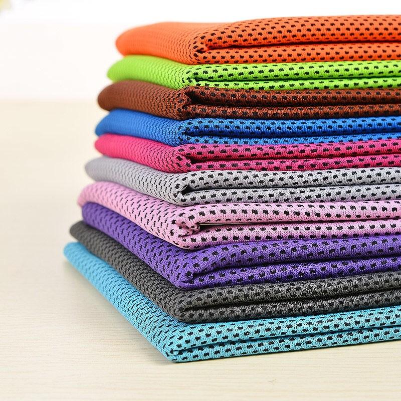 1506276353 Pva sport asciugamano raffreddamento sport di raffreddamento asciugamano  Quick Dry Sport Istante Freddo Snap di Ghiaccio