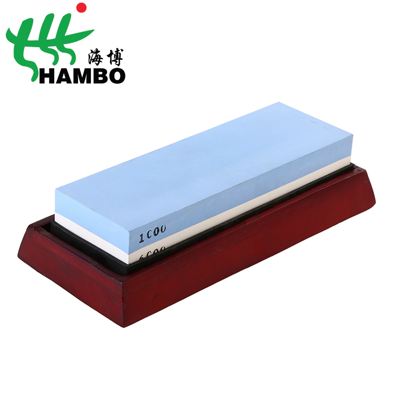 1000/6000 whetstone sharpening stone