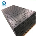 New design long lasting plastic solid grounding earthing traction mats