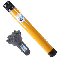 CIR110 Low Air Pressure Water Well Dth Down-the-hole Hammer drilling With Foot Valve