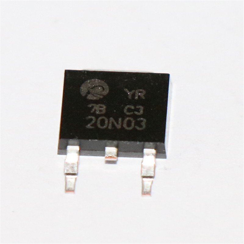60N03 TO-252 트랜지스터 mosfet 500 V 20A p 채널 mosfet irfp460