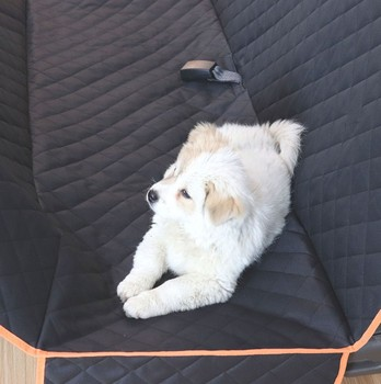 Hot Verkoop Zware Krasbestendig Antislip Backing Hond Auto Seat Cover