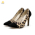 Infinite Stroll Girl G1904034 ladies small moq shoes schuhe women 10cm high heel shoes